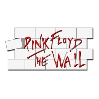 Insignă Pink Floyd - The Wall - ROCK OFF, ROCK OFF, Pink Floyd