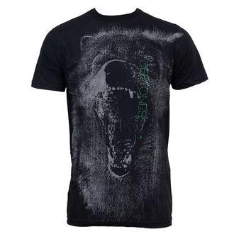 tricou stil metal bărbați Deftones - Neon Wolf 30/1 - BRAVADO, BRAVADO, Deftones
