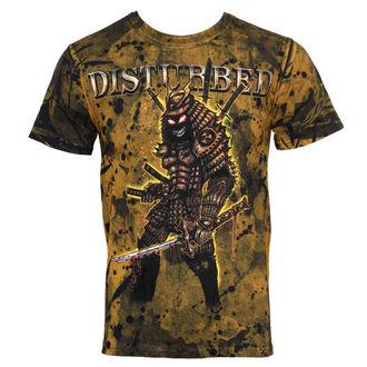 tricou stil metal Disturbed - Warrior AO - BRAVADO, BRAVADO, Disturbed