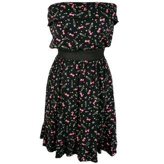 rochie femei ABAŢIE JOS - Apăsaţi Knit, ABBEY DAWN, Avril Lavigne
