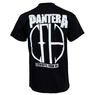 tricou stil metal bărbați Pantera - FKN Hostile - BRAVADO, BRAVADO, Pantera