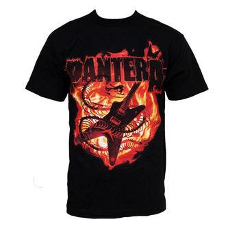 tricou stil metal bărbați Pantera - Guitar Snake - BRAVADO, BRAVADO, Pantera
