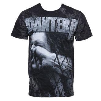 tricou stil metal bărbați Pantera - Vulgar All Over - BRAVADO, BRAVADO, Pantera