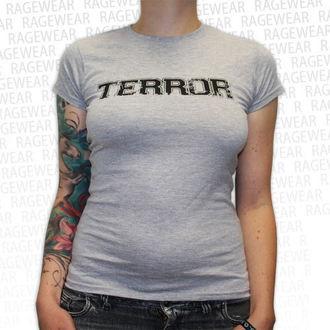 tricou stil metal femei Terror - New Blood - RAGEWEAR, RAGEWEAR, Terror