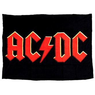 pătură AC / DC - Logo - HMB, HALF MOON BAY, AC-DC