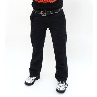 pantaloni femei Brandit - M65 Doamnelor Pantaloni Negru, BRANDIT