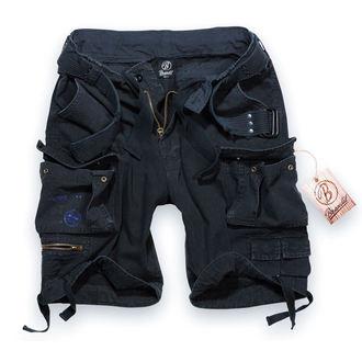 pantaloni scurți bărbați Brandit - Gladiator Epocă Pantaloni scurti Negru, BRANDIT