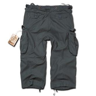 pantaloni scurți bărbați 3/4 Brandit - Industrie Epocă Antracit, BRANDIT