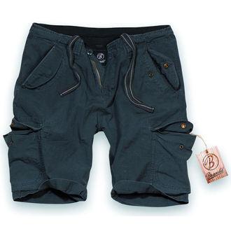pantaloni scurți bărbați Brandit - Fier Epocă Pantaloni scurti Antracit, BRANDIT