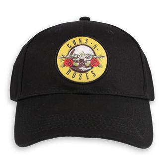 Șapcă Guns N' Roses - Circle Logo - ROCK OFF, ROCK OFF, Guns N' Roses