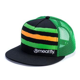Șapcă MEATFLY - GREEN / BLACK , MEATFLY