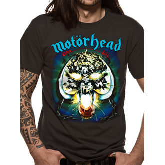 tricou stil metal bărbați Motörhead - Overkill - ROCK OFF, ROCK OFF, Motörhead