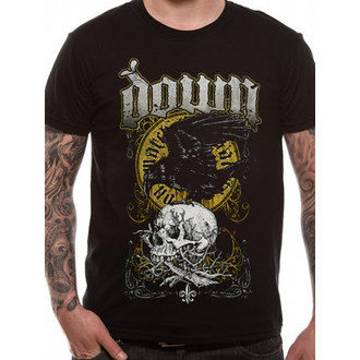 tricou stil metal bărbați Down - Swamp Skull - ROCK OFF, ROCK OFF, Down