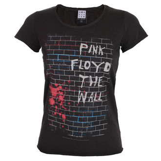 tricou stil metal femei Pink Floyd - THE WALL - AMPLIFIED, AMPLIFIED, Pink Floyd