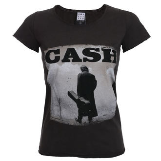 tricou stil metal femei Johnny Cash - WALKING LEGEND - AMPLIFIED, AMPLIFIED, Johnny Cash