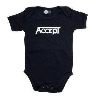 Body copil Accept - Logo - Black, Metal-Kids, Accept
