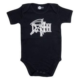 body copii Moarte - Logo - Negru, Metal-Kids, Death