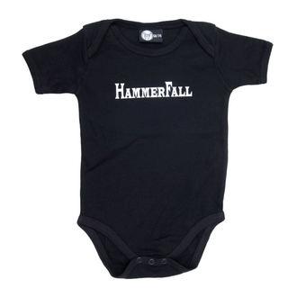 puncte copii Hammerfall - Logo - Negru, Metal-Kids, Hammerfall