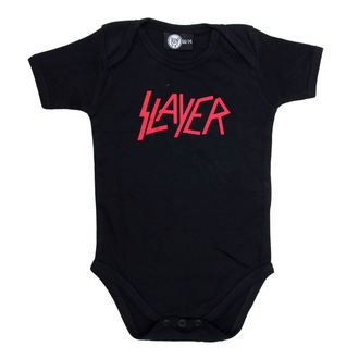 body copii criminal - roșu Logo - Negru, Metal-Kids, Slayer