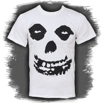 tricou stil metal bărbați Misfits - All Over Skull - PLASTIC HEAD, PLASTIC HEAD, Misfits