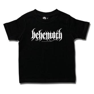 tricou stil metal bărbați Behemoth - Logo - Metal-Kids, Metal-Kids, Behemoth
