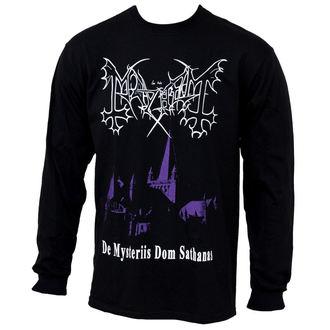tricou stil metal bărbați Mayhem - De Mysteriis Dom Sathanas - PLASTIC HEAD, PLASTIC HEAD, Mayhem