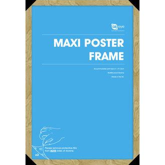 cadru la poster (61x91,5 cm) - Stejar - GB posters, GB posters