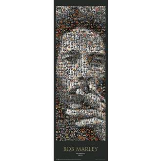 poster Bob Marley - Mozaic - GB posters, GB posters, Bob Marley