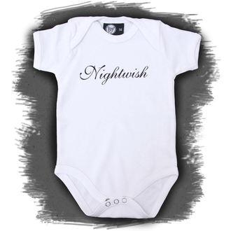 body copii Nightwish - Logo - alb, Metal-Kids, Nightwish