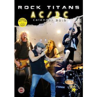 calendar la an 2013 - AC / DC, AC-DC