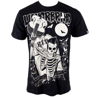 tricou hardcore bărbați - Bass To Your Face - LIQUOR BRAND, LIQUOR BRAND