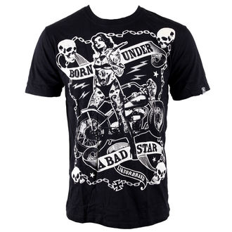 tricou hardcore bărbați - Bad Star Chick - LIQUOR BRAND, LIQUOR BRAND