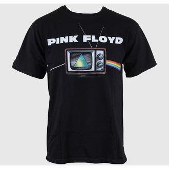 tricou stil metal bărbați Pink Floyd - Dark Side Station - LIQUID BLUE, LIQUID BLUE, Pink Floyd
