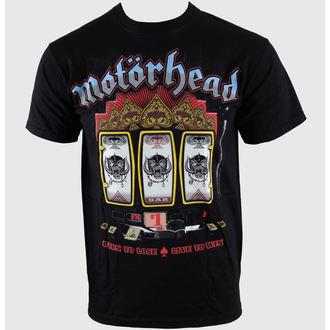 tricou stil metal bărbați Motörhead - Slots - ROCK OFF