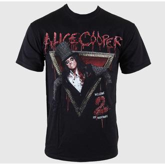 tricou stil metal bărbați Alice Cooper - - ROCK OFF, ROCK OFF, Alice Cooper