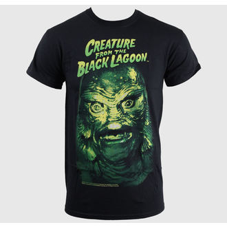 tricou cu tematică de film bărbați Creature from the Black Lagoon - Creature Head - ROCK REBEL, ROCK REBEL
