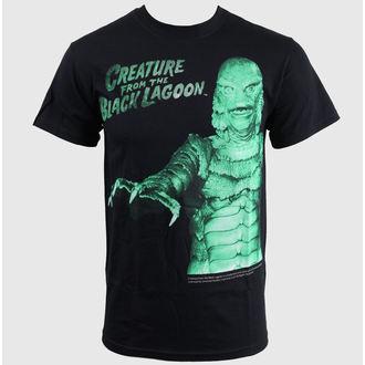 tricou cu tematică de film bărbați Creature from the Black Lagoon - Creature Stand - ROCK REBEL, ROCK REBEL