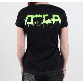 tricou stil metal femei Doga DOGA Fuckerman, Doga