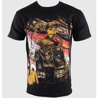 tricou stil metal bărbați Korn - Rilla - BRAVADO, BRAVADO, Korn