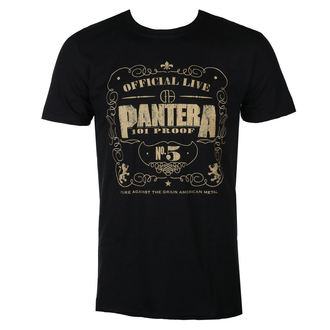 tricou stil metal Pantera - - BRAVADO EU, BRAVADO EU, Pantera