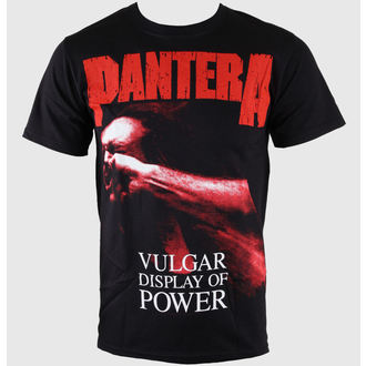 tricou stil metal bărbați Pantera - Red Vulgar - BRAVADO, BRAVADO, Pantera