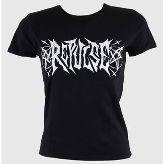 tricou de stradă femei - Black - REPULSE, REPULSE