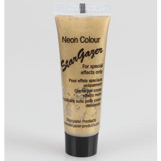 culoare la corp a față STEA Ghezer - Neon Aur, STAR GAZER