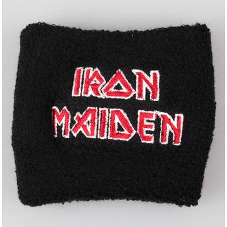 Bandană încheietură IRON MAIDEN - Logo - The Final Frontier - RAZAMATAZ, RAZAMATAZ, Iron Maiden