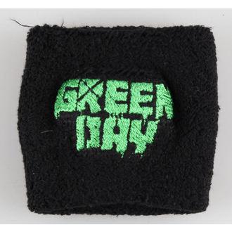 wristband Verde Zi - Logo - RAZAMATAZ, RAZAMATAZ, Green Day