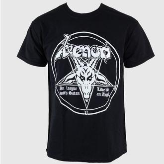 tricou stil metal bărbați Venom - In League With Satan - RAZAMATAZ, RAZAMATAZ, Venom