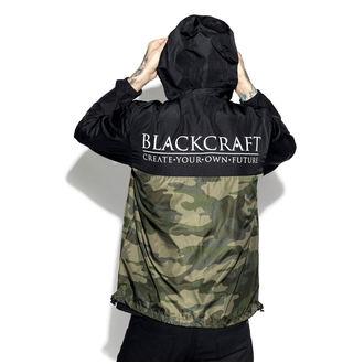 sacou primăvară/ toamnă unisex - Staple Black on Camo - BLACK CRAFT, BLACK CRAFT