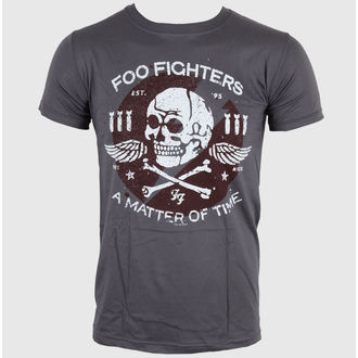 tricou stil metal bărbați Foo Fighters - Matter Of Time - LIVE NATION, LIVE NATION, Foo Fighters