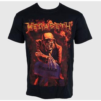 tricou stil metal Megadeth - Peace Sells - PLASTIC HEAD, PLASTIC HEAD, Megadeth