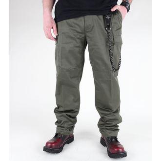 pantaloni bărbați MIL-TEC - S.U.A. Feldhose - oliv